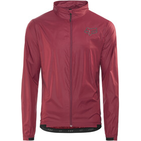 Fox Attack Wind Jacket Men Dark Red